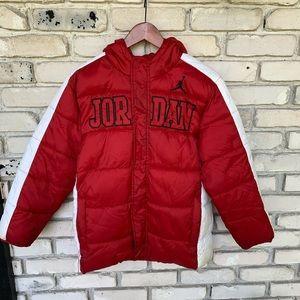 Jordan Puff Hoodie Jacket